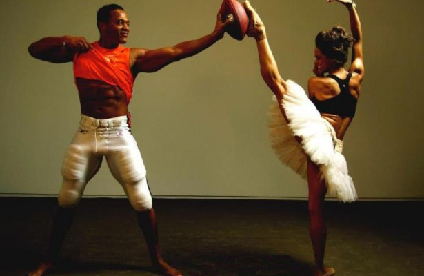 Athlete Meets Artist