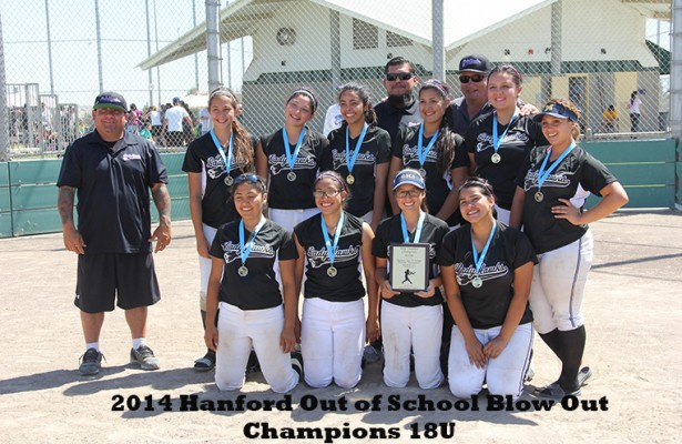 18U Ladyhawks Group