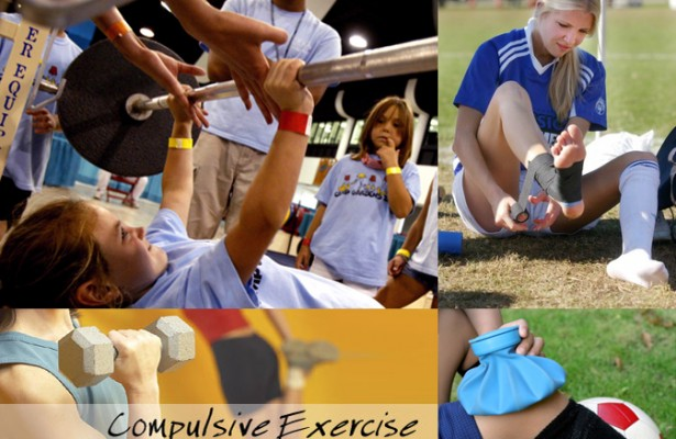 Compulsive Exercise